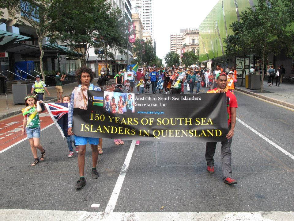 Australian South Sea Islander 150 Commemoration Festival