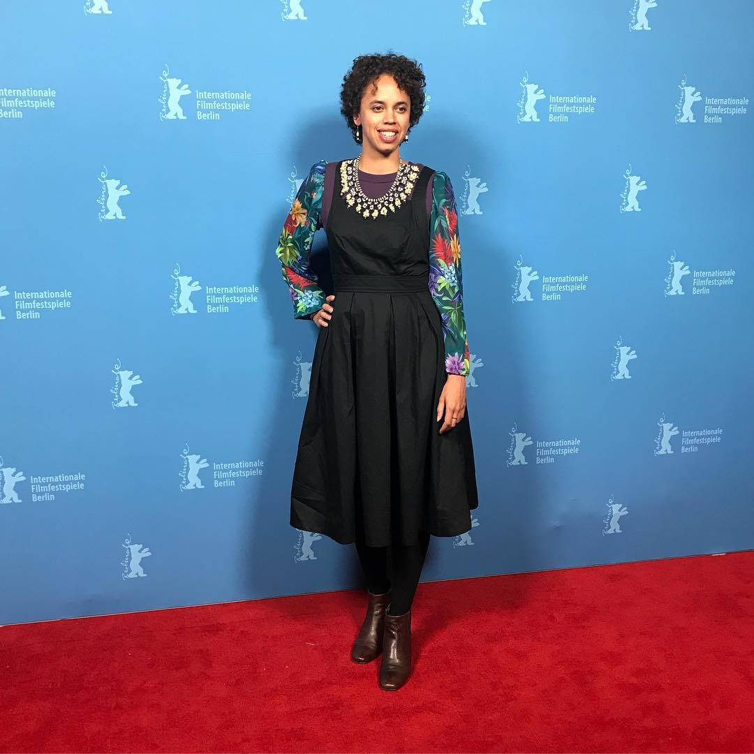 Amie Batalibasi BLACKBIRD at Berlinale International Film Festival © 2019